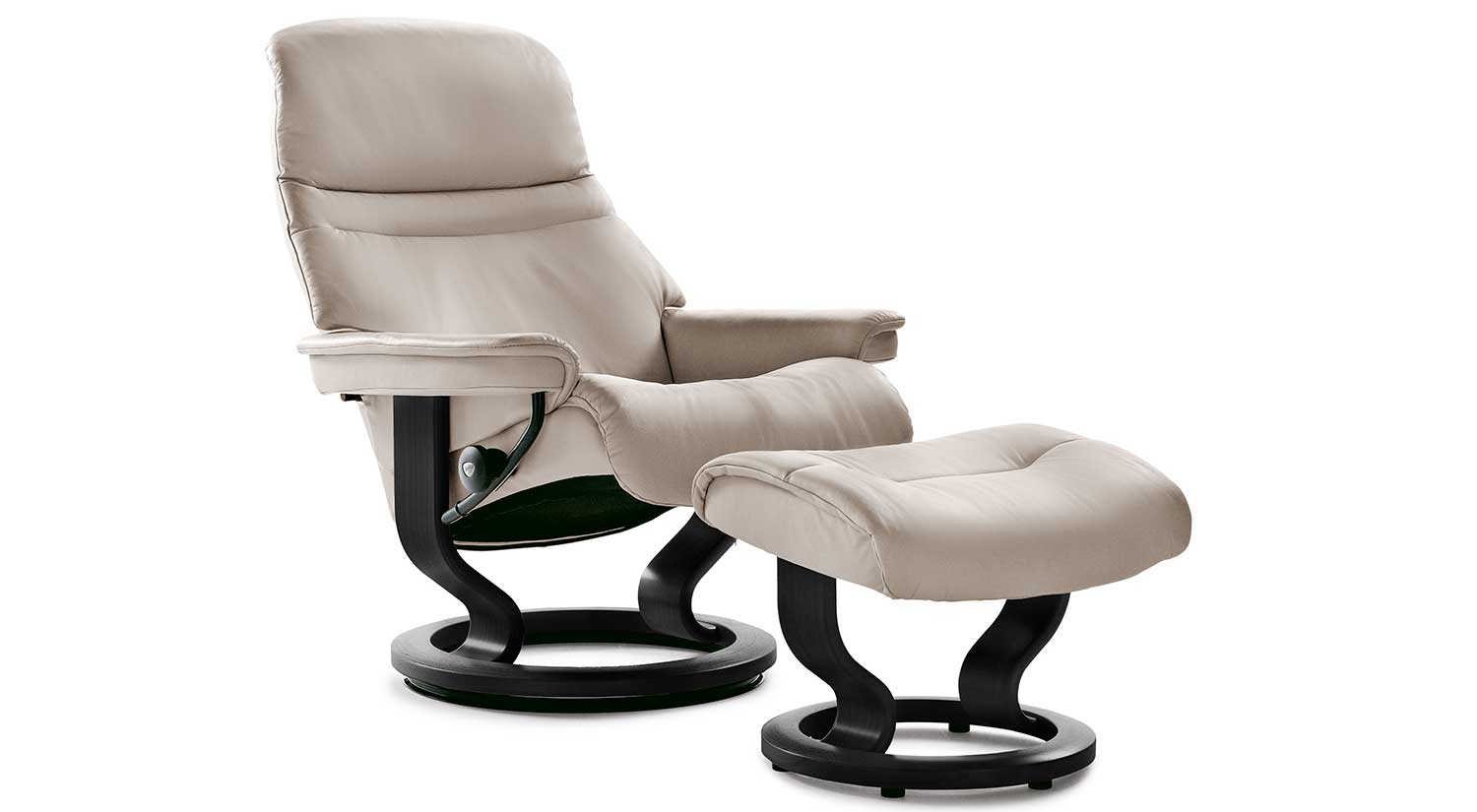 Circle Furniture Stressless Sunrise Chair Ekornes