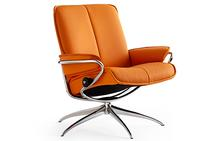 City Stressless Lowback Chair